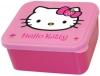 Hello Kitty Fr�hst�ckbox rosa Strawberry 15cm