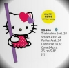Hello Kitty Trinkhalme Bullyland