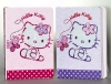 Hello Kitty Notizblock Schmetterling, assortiert