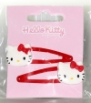 Hello Kitty Haarspange Miau Kitty rot