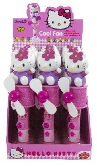 Hello Kitty Ventilator mit Bonbons