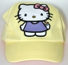 Hello Kitty M�tze gelb